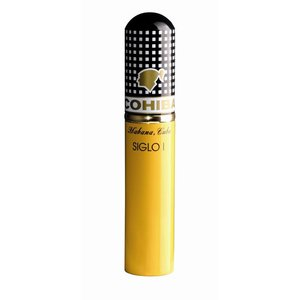 Cohiba Siglo I TUBO (cube with 5 packages of 3 cigars / 15 cigars)