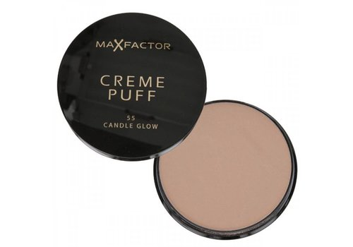 Max Factor Poeder Creme Puff 55