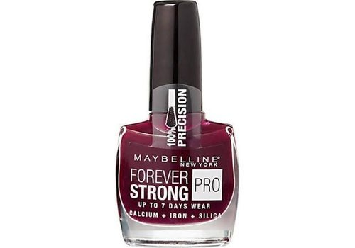 Maybelline Nagellak F.Strong 287 Midnigt