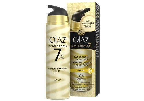 Olaz Total Effects 7 Dag + Serum 40ml