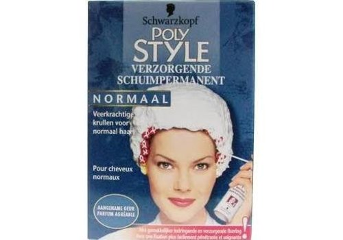 Poly Permanent Style Mousse Normaal