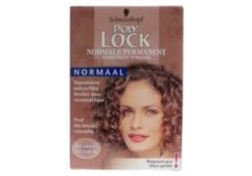 Poly Permanent Lock Normaal 165ml