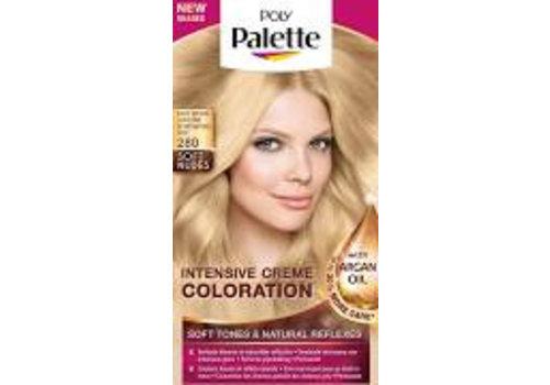 Poly Palette 280 Zacht Natuurlijk Blond