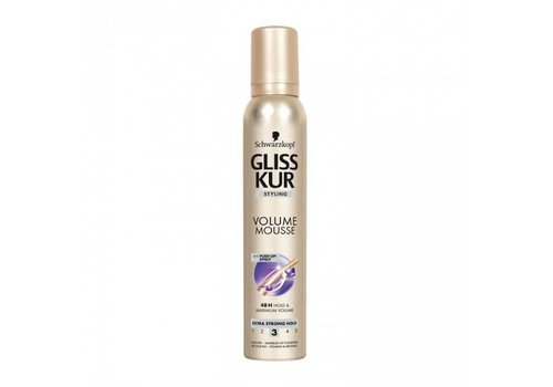Gliss Kur Styling Mousse  Volume