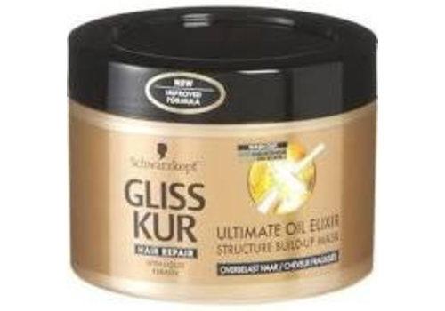 Gliss Haarmasker 200 ml Ultimate Oil
