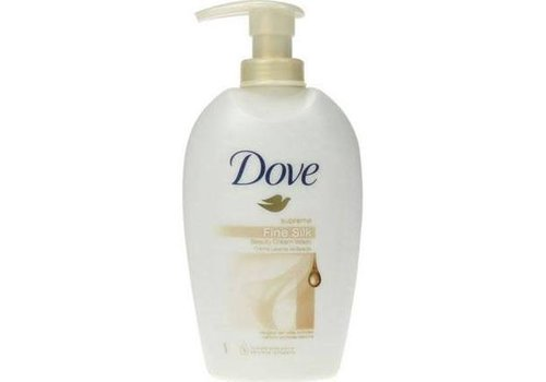 Dove Handzeep 250 ml Pomp Fine Silk