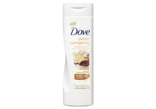 Dove Body Lotion 250 ml PP Shea Butter
