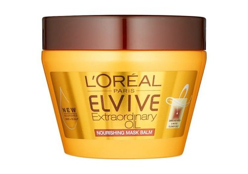 Elvive Masker 300 ml Extraordinairy Oil