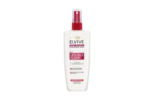 Elvive Double Elixer Total Repair 200ml