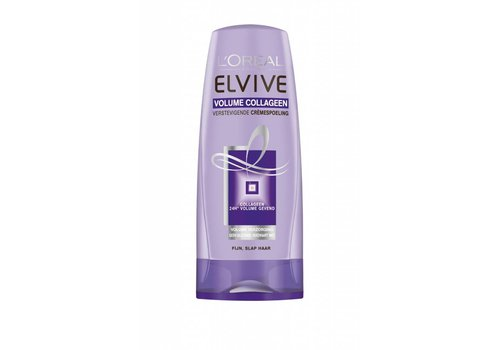 Elvive Cremespoeling Volume Collagene
