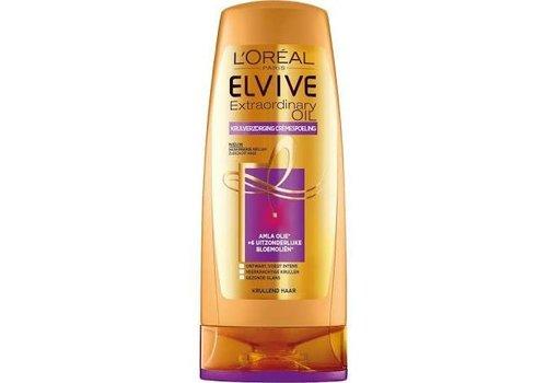 Elvive Cremespoeling Extra Oil Krulverz