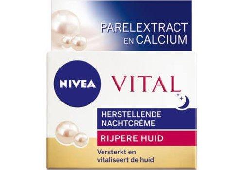 Nivea Vital A-R Nachtcreme 50ml Herstel