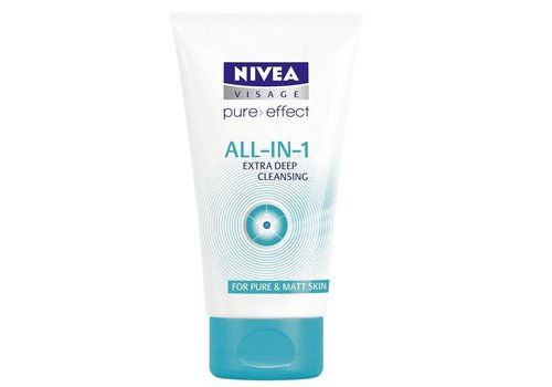 Nivea Visage Pure Effect All-In-One Gel