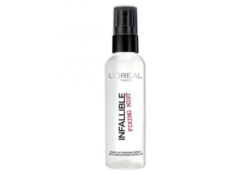 L'oreal Foundation Inf. Fixing Mist 100m