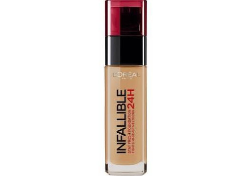L'oreal Foundation Infallible 320 Carame