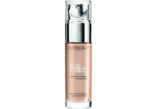L'oreal Foundation True Match 5.N Sable