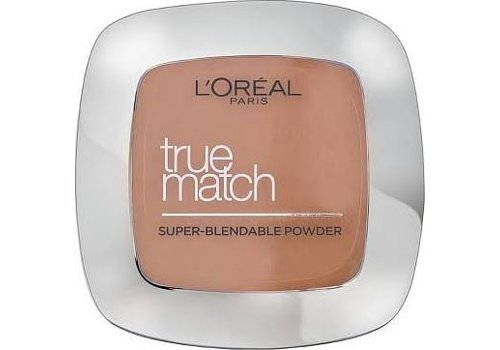 L'oreal Foundation True Match Powder W6