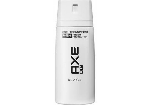 Axe Anti-Perspirant 150 ml Black