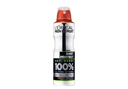Men Expert Deo Spray 150 ml Shirt Protec