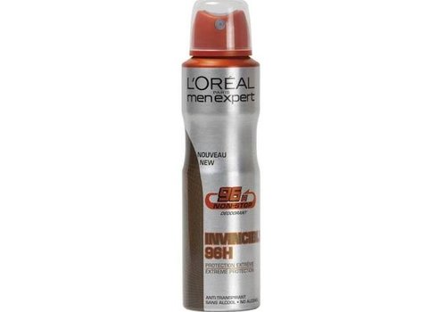 Men Expert Deo Spray 150 ml Invincible