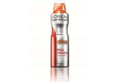 Men Expert Deo Spray 150 ml Full Power