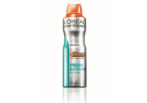 Men Expert Deo Spray 150 ml Fresh Extrem