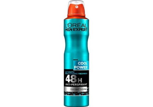 Men Expert Deo Spray 150 ml Cool Power