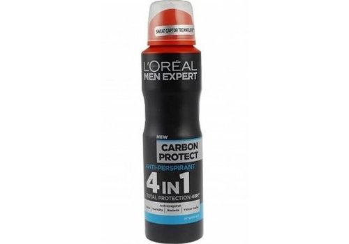 Men Expert Deo Spray 150 ml Carbon Ice