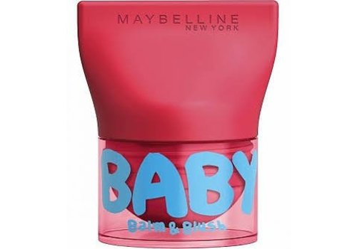 Maybelline Baby Lips Balm&Blush 5 Ruby