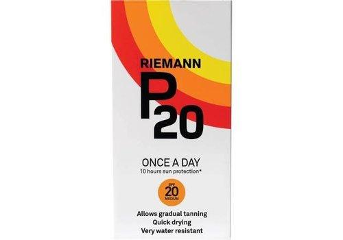 P20 Sun 100 ml Once A Day SPF 20
