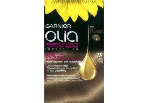 Olia 7.9 Licht Brons