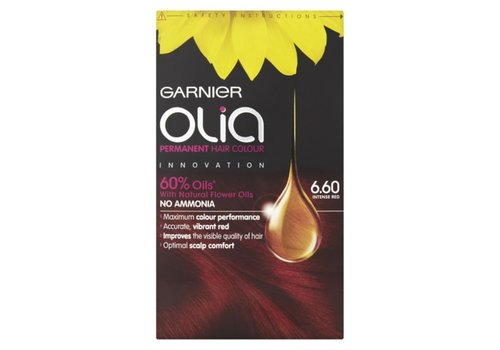Olia 6.60 Intense Red