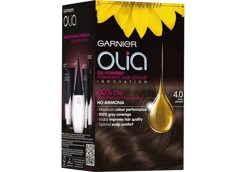 Olia 4.0 Dark Brown