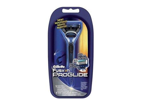Gillette Fusion Apparaat + 1 mesje
