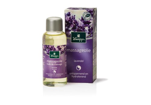 Kneipp Mini Massage Olie 20 ml Lavendel
