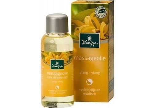 Kneipp Massage Olie Ylang-Ylang 100 ml.