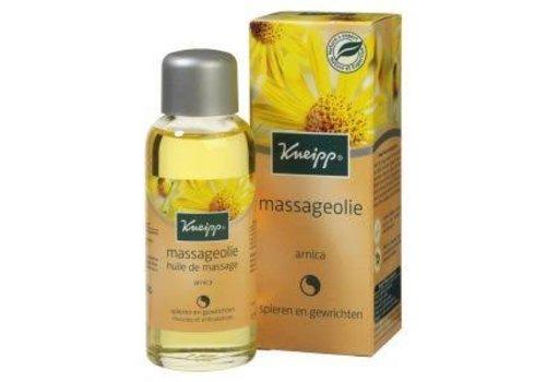 Kneipp Massage Olie Arnica 100 ml.