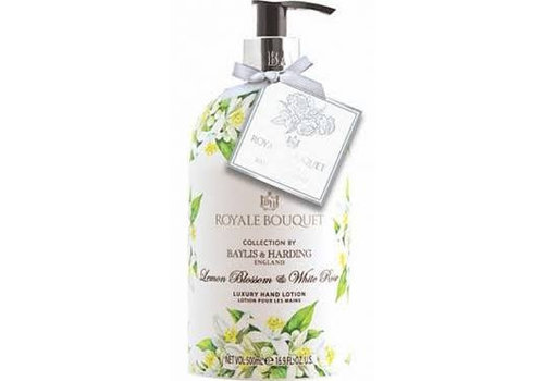 Baylis&Harding Handlotion Bouquet Lemon