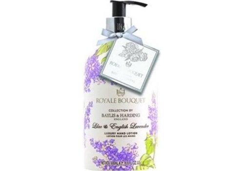 Baylis&Harding Handlotion Bouquet Lilac