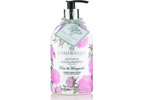 Baylis&Harding Handlotion Bouquet Rose