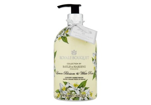 Baylis&Harding Handwash Bouquet Lemon Bl