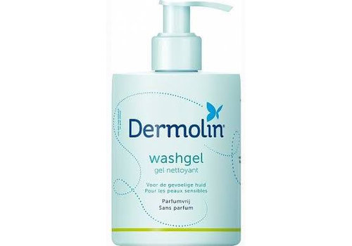 Dermolin Hand Wash Zeepvrij 200 ml