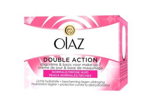 Olaz Double Action Dagcreme Normal/Droge