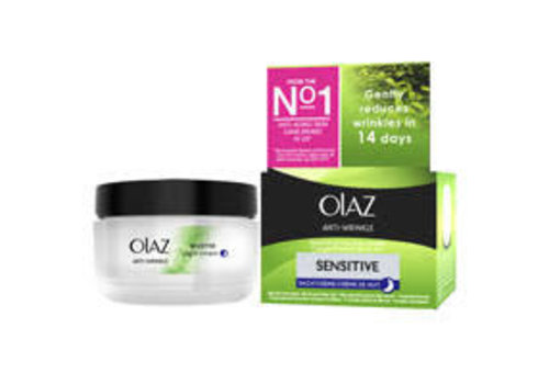 Olaz Anti Rimpel Sensitive Dagcreme 50ml
