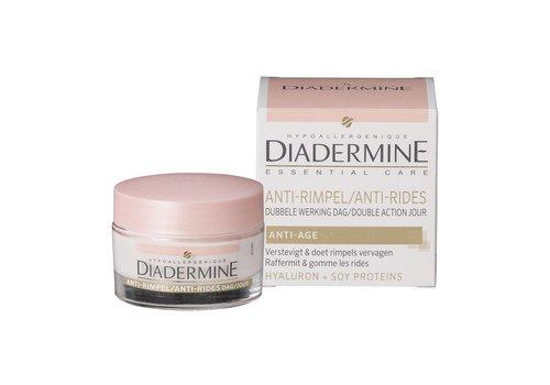 Diadermine Anti-rimpel Nachtcreme Dub Wk