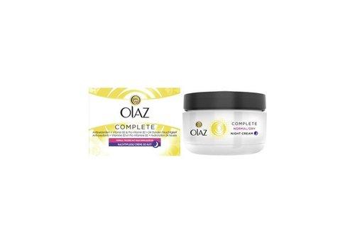 Olaz Essentials Complete Nachtcreme 50ml