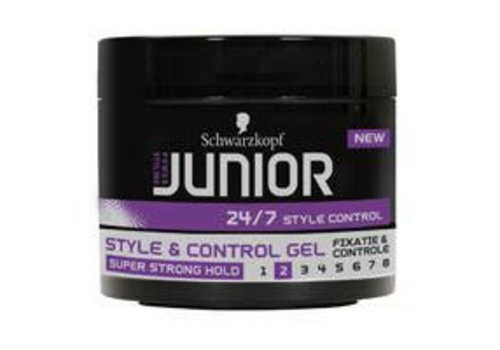 Junior Power Styling Gel Style & Control