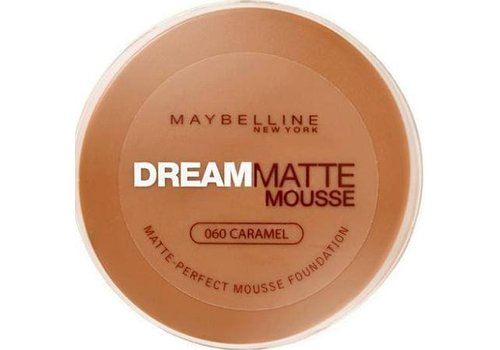 Maybelline Foundation Dream Mousse 60