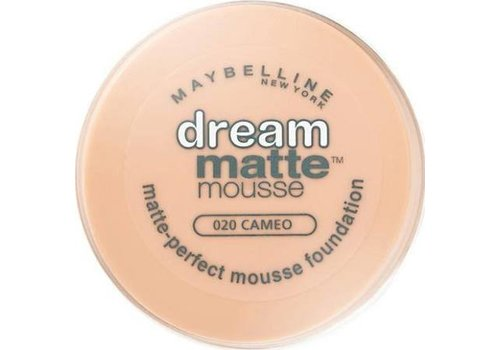 Maybelline Foundation Dream Mousse 20