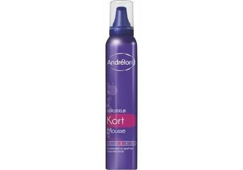 Andrelon Mousse 200 ml Kort